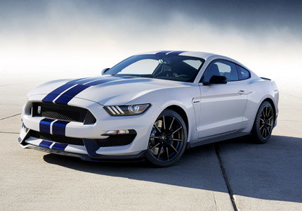 top 10 muscle cars ford shelby gt350